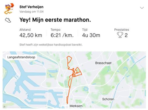 a picture called eerstemarathon.jpg (click to enlarge)